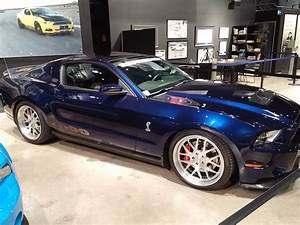 New Shelby 1000 on display and For Sale at the Shelby American museum in Las Vegas.. dyno tested ...
