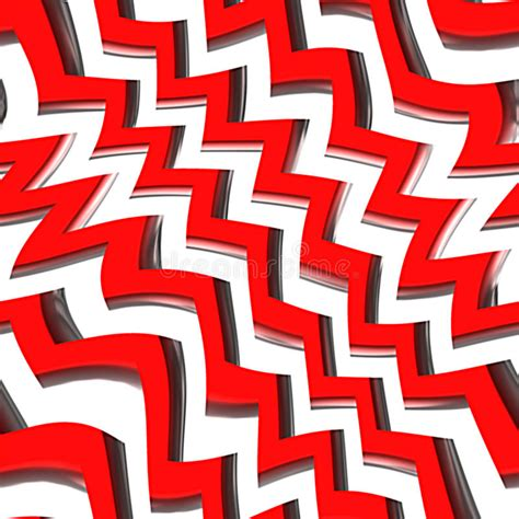 zig zag pattern lines wavy illustration royalty background preview gograph 3d illustrations