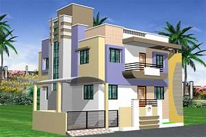 Home design new house front designs models simple model in for Home design model