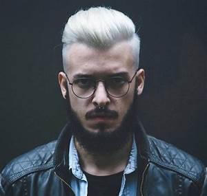 Coupe Homme Cheveux Gris : teinture blonde homme d or blanc et de platine obsigen ~ Melissatoandfro.com Idées de Décoration
