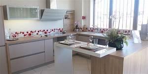 Cuisine équipée Solde : cuisine quip e pas cher perpignan chez cuisaline perpignan shopping ~ Teatrodelosmanantiales.com Idées de Décoration