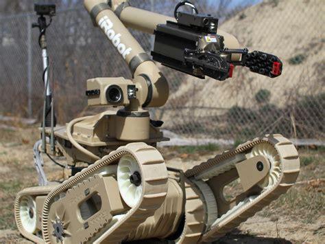 Irobot's Security And Defense Robots