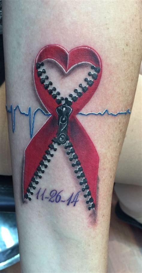 tattoo   consists   dads ekg