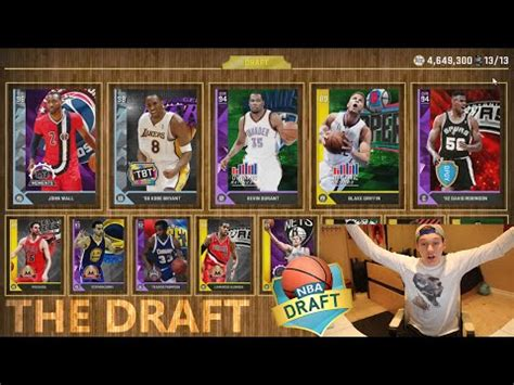 nba  mt central boost draft nba  myteam pack
