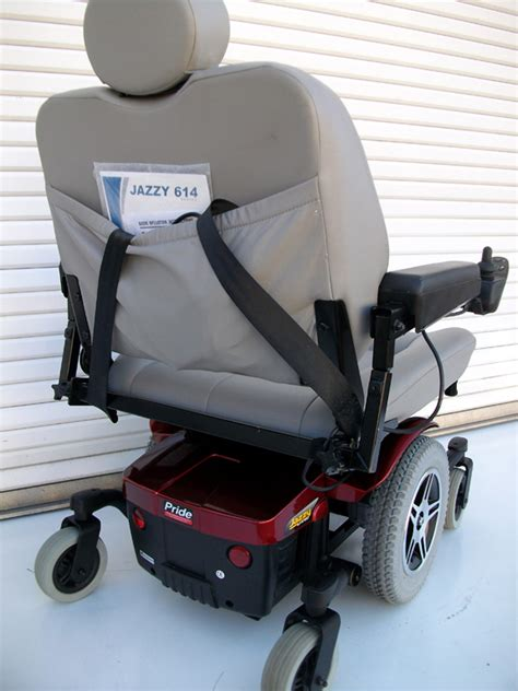 jazzy 614 hd power wheelchair used power chairs