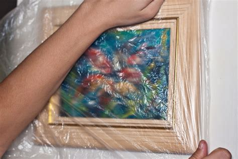 preserve expensive oil paintings  steps