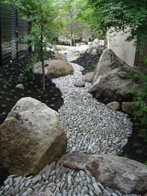 Mit Steinen by 100 Unglaubliche Bilder Moderner Steingarten