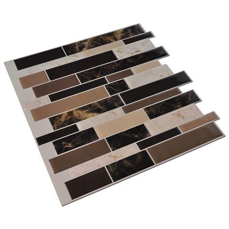 self adhesive backsplash tiles for kitchen peel n stick