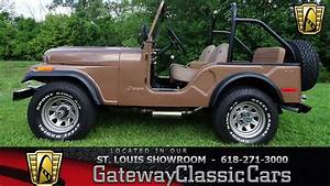 1973 Amc Jeep Cj5 Stock   7769 Gateway Classic Cars St