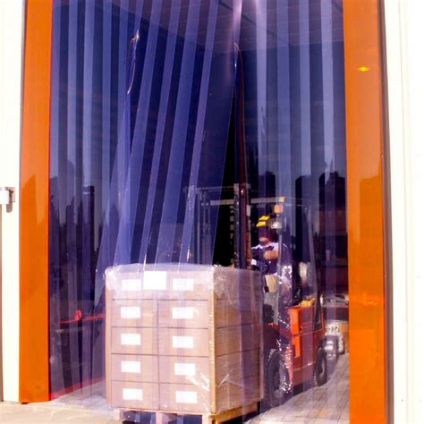 pvc curtains doors vinyl doors