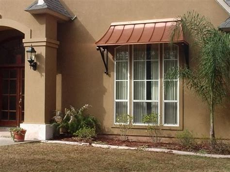 awnings  windows  copper juliet awning door canopy door canopy porch canopy