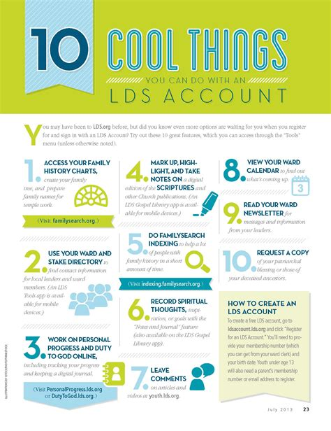 10 Cool Things You Can Do With An Lds Account  Lds Media Talk Resources From Lds Church