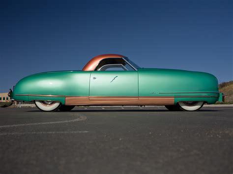 Chrysler Car : Chrysler Thunderbolt Concept Car (1940)