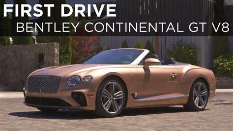 bentley continental gt   drive drivingca