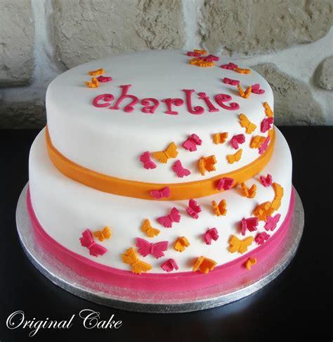 pi 232 ce mont 233 e papillons original cake