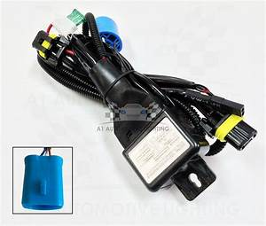 Hid Relay Harness 9007  9004  12v 35w  55w Bi Lo H
