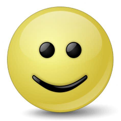 IconExperience » V-Collection » Emoticon Smile Icon