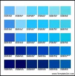 Pantone PMS Color Chart PDF