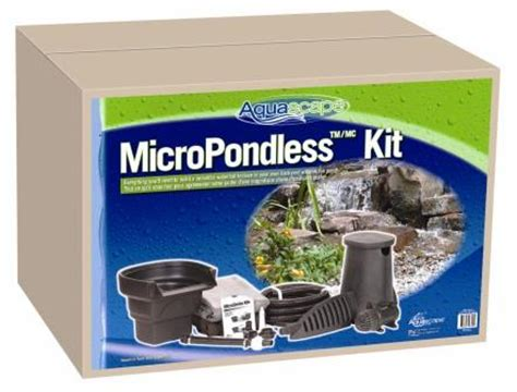 Aquascape Pondless Waterfall Kit by Clearance Aquascape Pondless Waterfall Construction