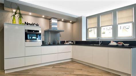 Keuken Greeploos Hoogglans Wit by Moderne Keukens Topkwaliteit Jan Sundert
