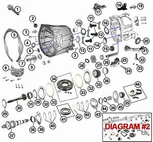 Diagrams For Jeep    Transmission Parts    Transmission Daimler Nsg370 6