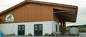 Hallenbau Mit Wohnung : landwirtschaftliche mehrzweckhalle holzbau binz ~ Frokenaadalensverden.com Haus und Dekorationen