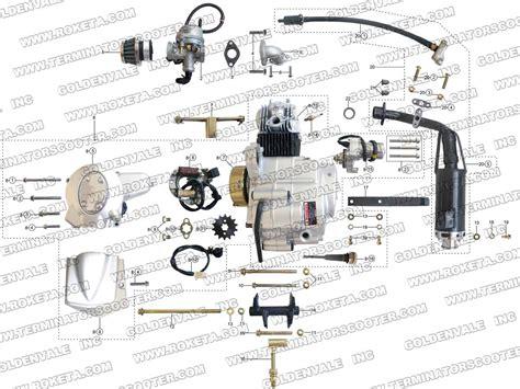 roketa cc atv wiring diagram