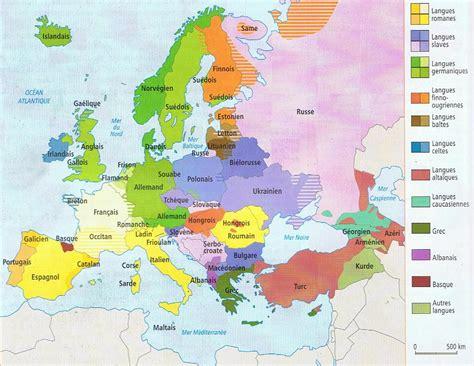 Carte Routière De L Europe 2017 by Info Geographie Carte Ue Voyages Cartes