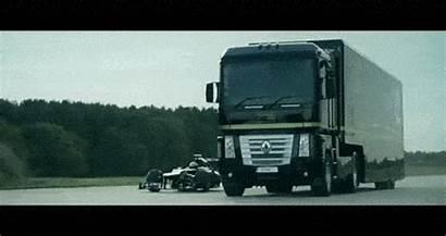 Semi Truck Jump Formula Airows