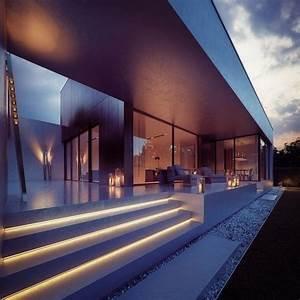 éclairage Escalier Extérieur : luminaires ext rieurs clairage pour chaque zone du jardin ~ Premium-room.com Idées de Décoration