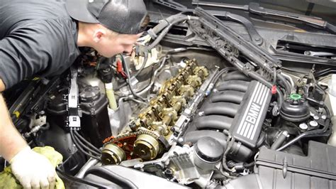 bmw   valve cover gaskets replacement oil