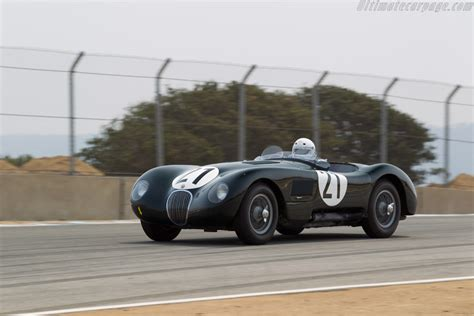 Jaguar C-Type - Chassis: XKC 050 - Entrant / Driver James ...