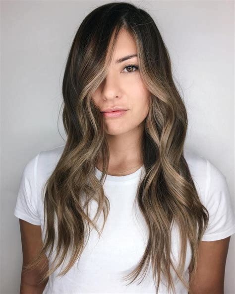 jaw dropping partial balayage hairstyles hair ideas
