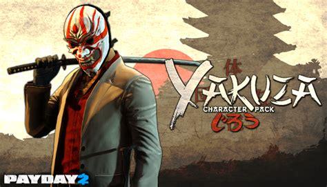 yakuza character pack payday wiki fandom powered  wikia
