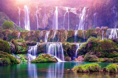 The Most Impressive Waterfalls World