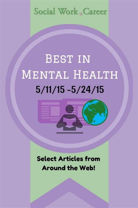 mental health   socialworkcareer