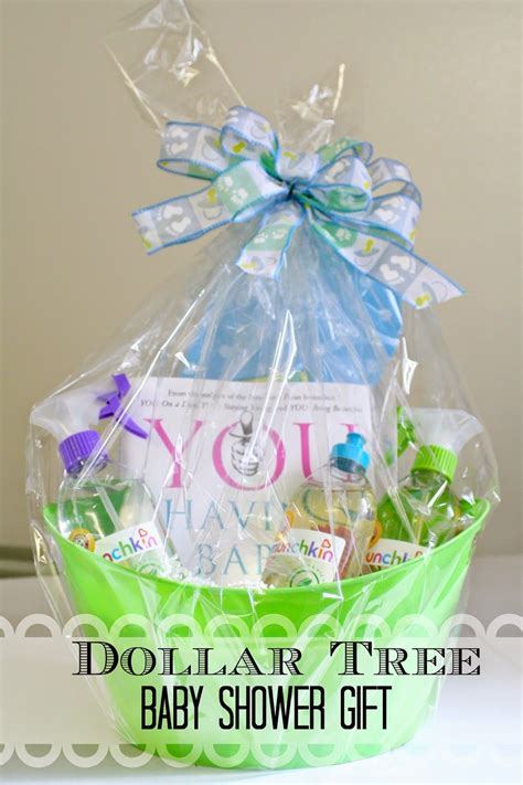 shower gifts baby shower gift for less than 10 from dollar tree ogt