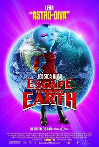 Escape from Planet Earth DVD Release Date | Redbox ...