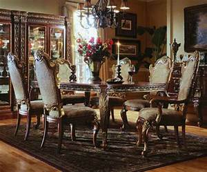 Dining Room Designs: Antique Dining Room Furniture With