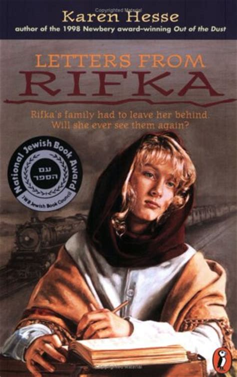 letters from rifka letters from rifka by hesse reviews discussion