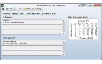 My Personal Planner screenshot #2