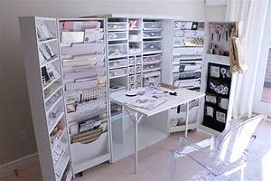 This is the ultimate craft cupboard- it's on my Christmas
