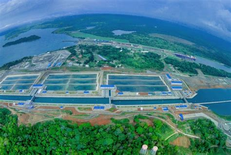 expanded panama canal opens