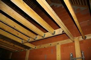 Realiser Un Plancher Bois : plancher garage evolution de notre maison ~ Premium-room.com Idées de Décoration