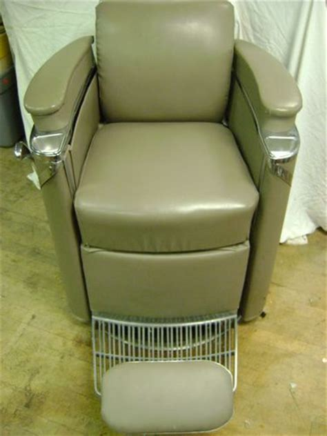 Koken Barber Chair President Model by Vintage Koken Barber Chair President Model