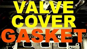 Change Valve Cover Gasket Replacement - Gm 3800 Series Ii - 3 8 L Engine Cars