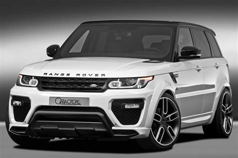 range rover tuning 2016 caractere tuning range rover sport hd pictures carsinvasion