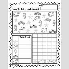 Oceanunder The Sea Math Activity Perfect For Prek Preschool, Transitional Kindergarten, And