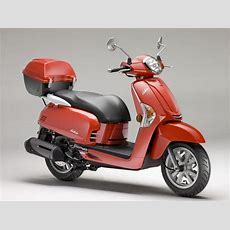 2013 Kymco Like 50 Review  Top Speed