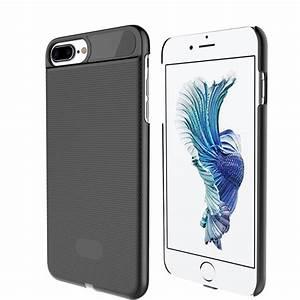 Iphone 7 Induktion : iphone 6 7 8 plus qi cover mat sort tr dl s opladning til din iphone plus ~ Eleganceandgraceweddings.com Haus und Dekorationen